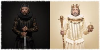 Почему в России царь, а в Европе король?