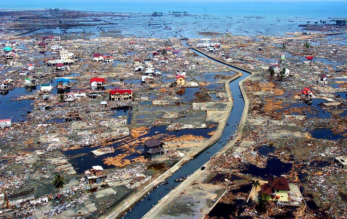 Цунами в Индийском океане (2004)