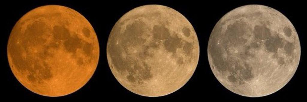Цвета Луны