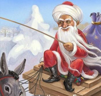 Мусульманский Дед Мороз: Хызыр Ильяс