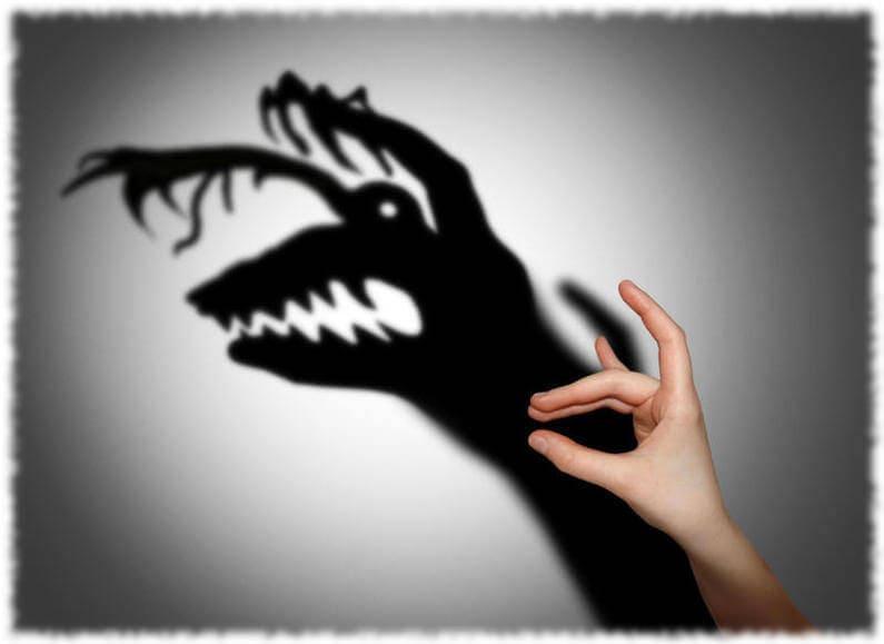 Почему у детей возникают страхи?