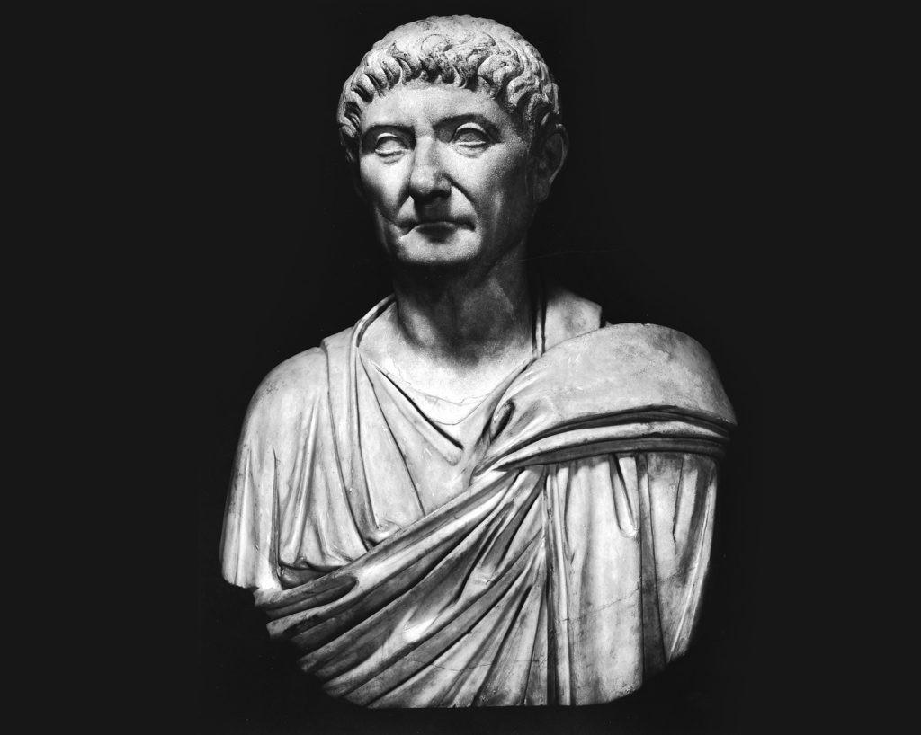 Римский император Диоклетиан