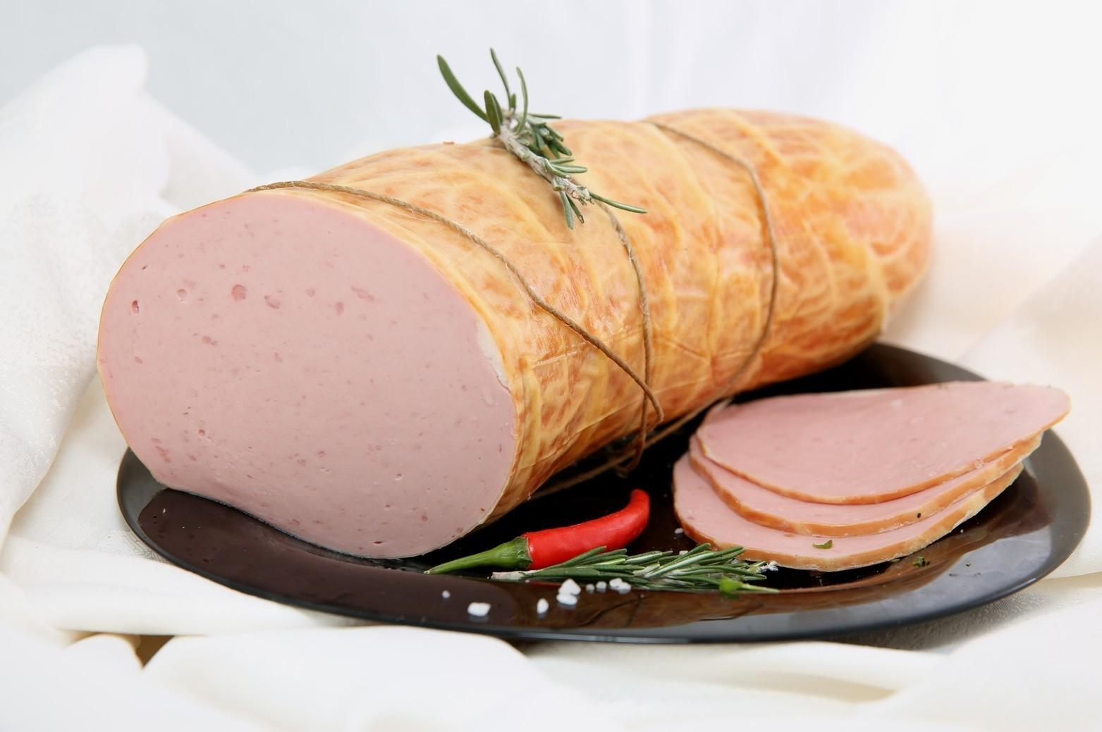 Рецепт докторской колбасы с небольшим содержанием жира