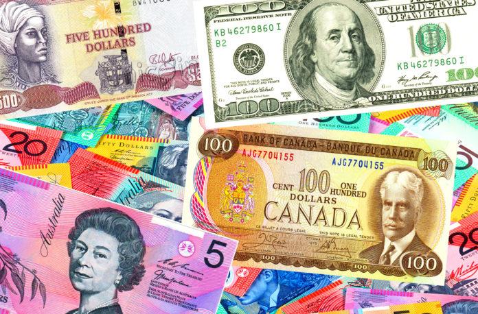 Почему многие валюты мира называются «доллар»?