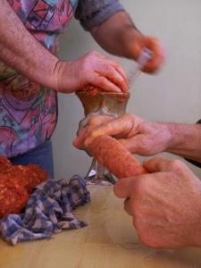 Домашнее изготовление колбасы