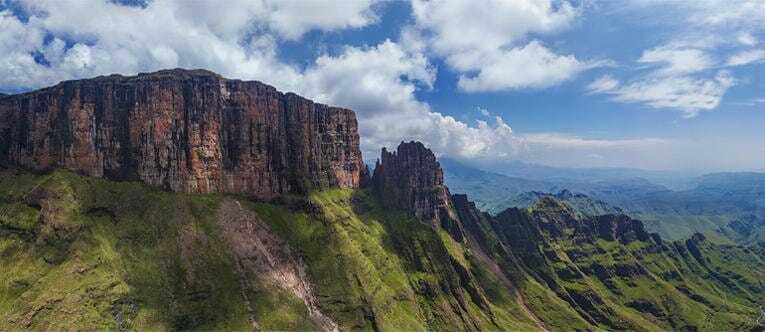 Драконовы горы, Южная Африка
