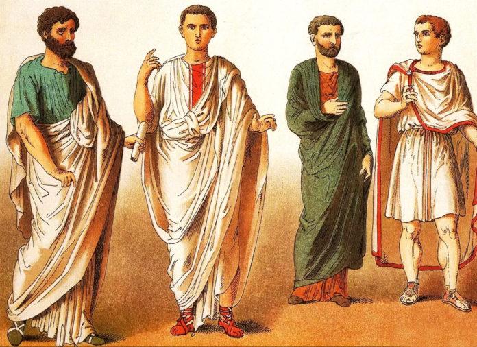 Почему греки носили бороду, а римляне нет?