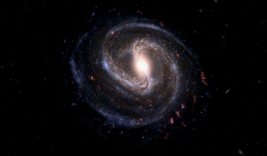Ядро Млечного Пути