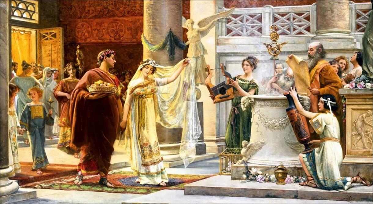 Почему у римских имен отбрасывают окончание -ус?