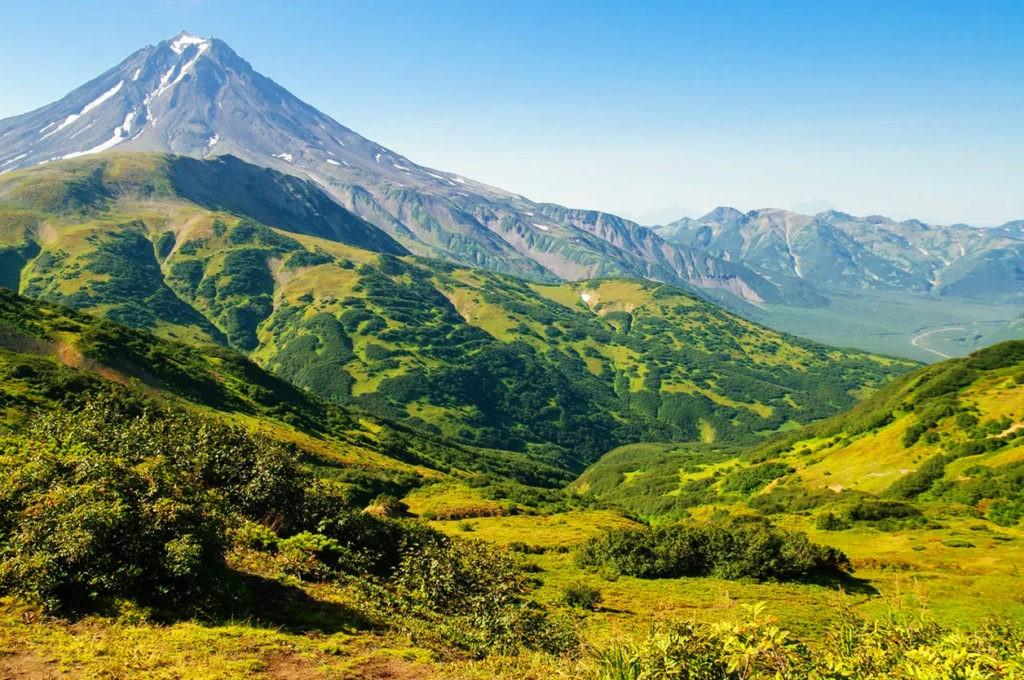 Природа Дальнего Востока РФ