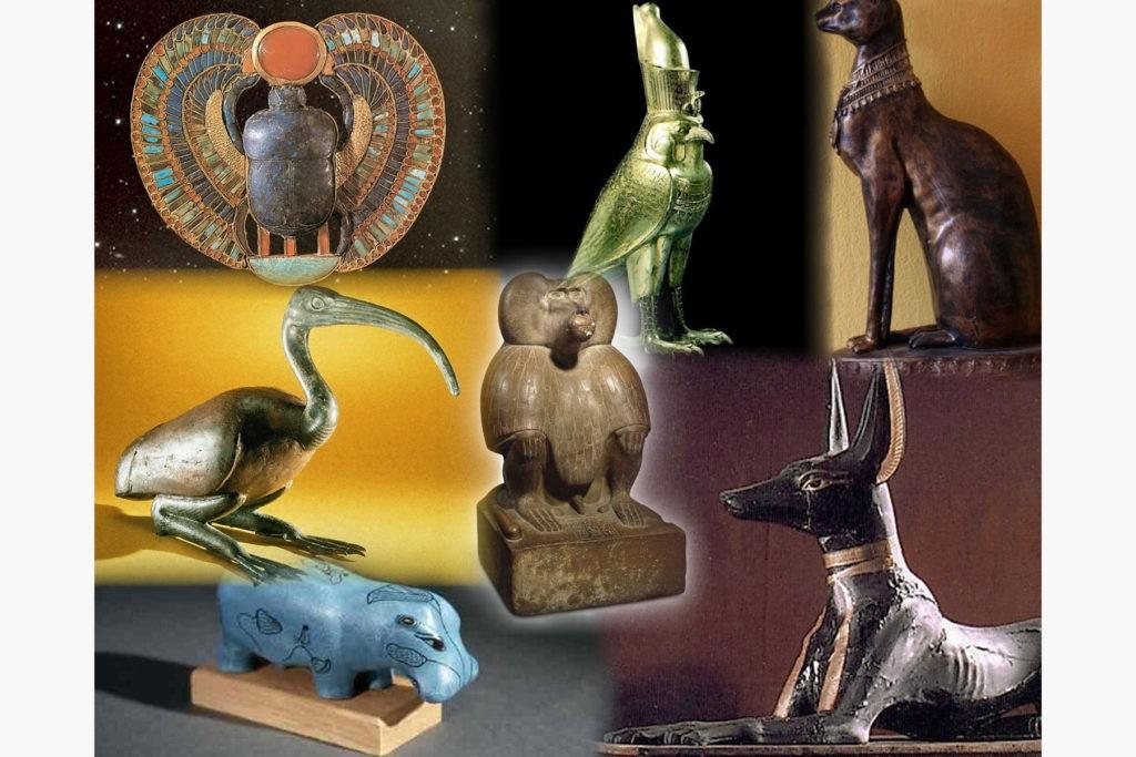 Домашние животные в Древнем Египте
