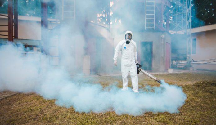 Что за 1 процент микробов не убивают дезинфекторы?