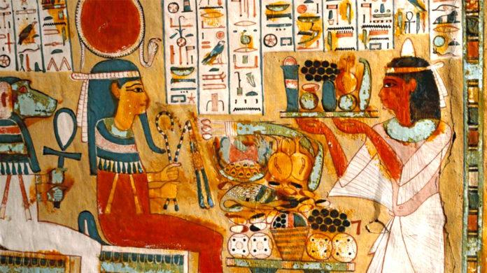 Что ели в Древнем Египте?