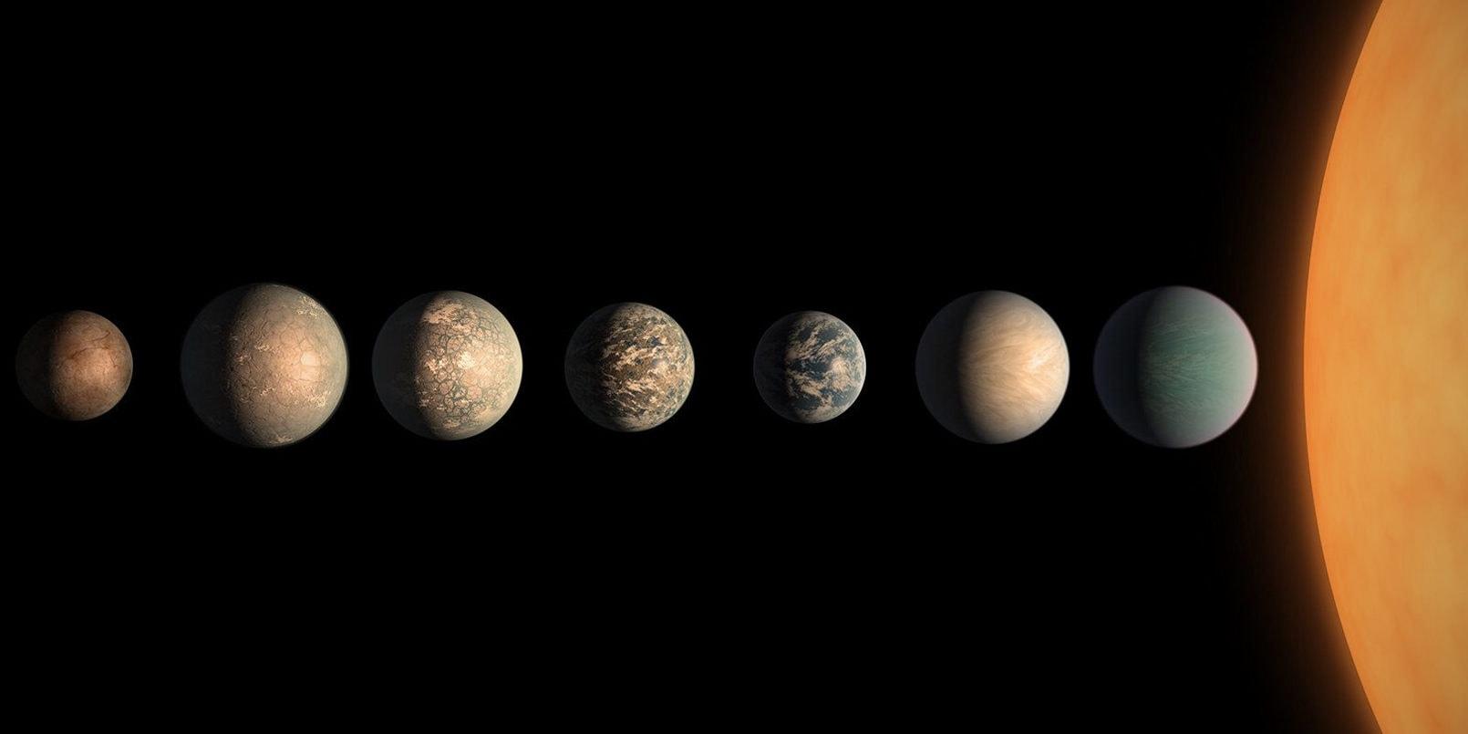 Астрономы обнаружили экзопланеты с большим разнообразием жизни, чем на Земле