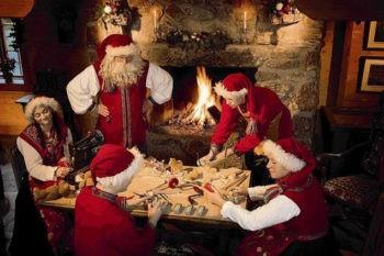 Эльфы Санта Клауса