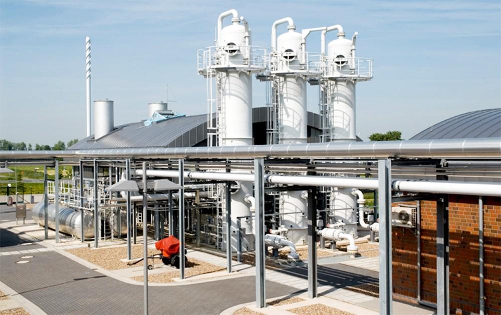 Накопители энергии сжатого воздуха (принцип работы, как и у гидроаккумуляторов)