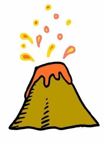 Почему происходят извержения вулканов?