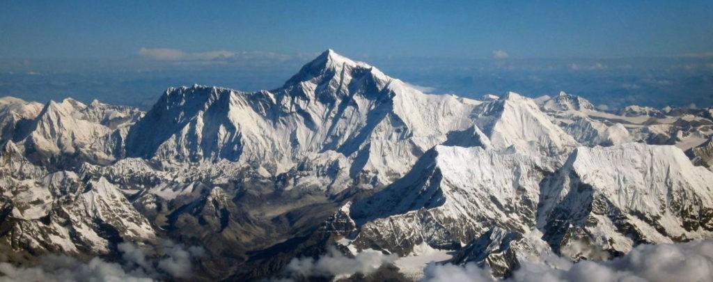 Эверест это самая высокая гора в мире