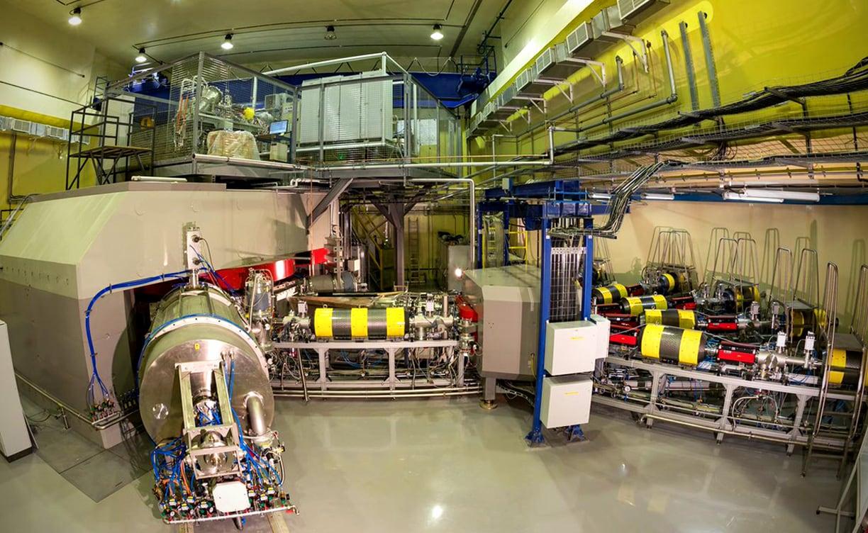 Фабрика сверхтяжелых элементов