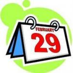 Почему в феврале 28 или 29 дней?