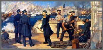 Форма моряков в царские времена