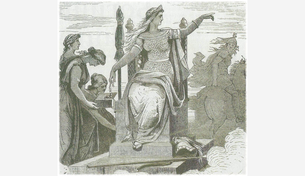 Фригг — богиня плодородия