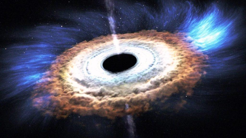 Черные дыры бывают круглыми или овальными