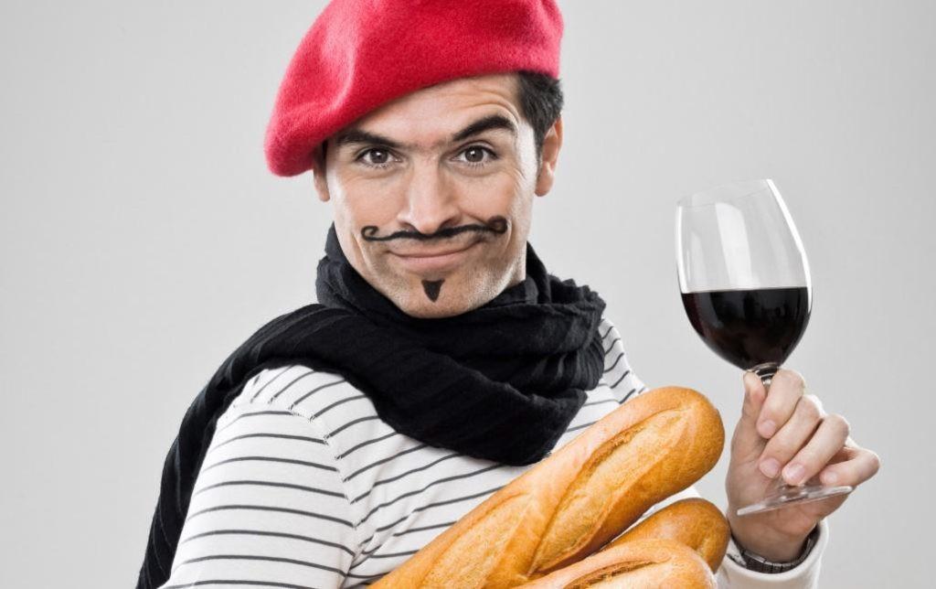 Француз - стереотип