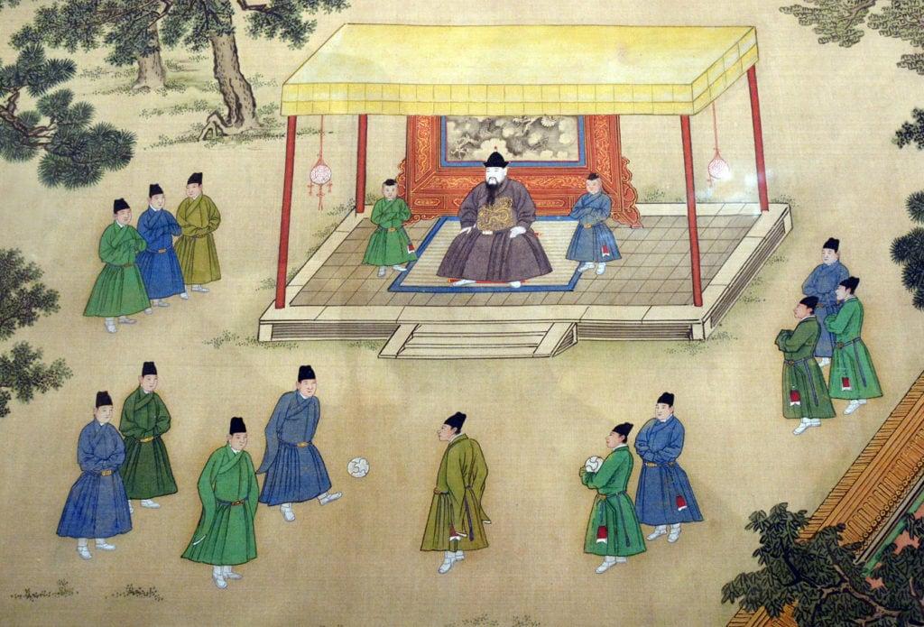 Древнем Китае