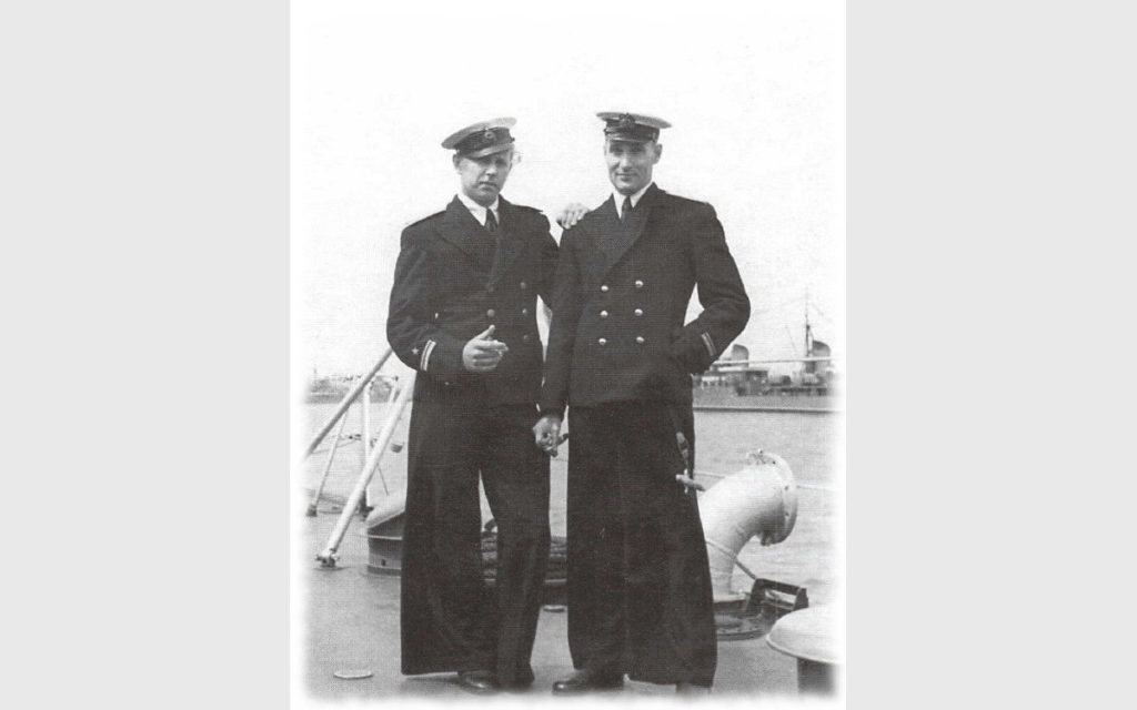 Возвращение клеш на флот