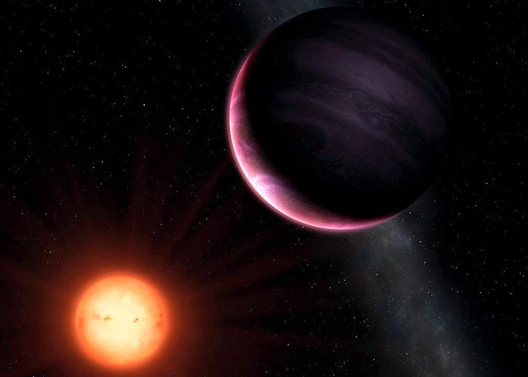 Ученые считают, что газовый гигант, возле красного карлика сделает переворот в теории эволюции планет
