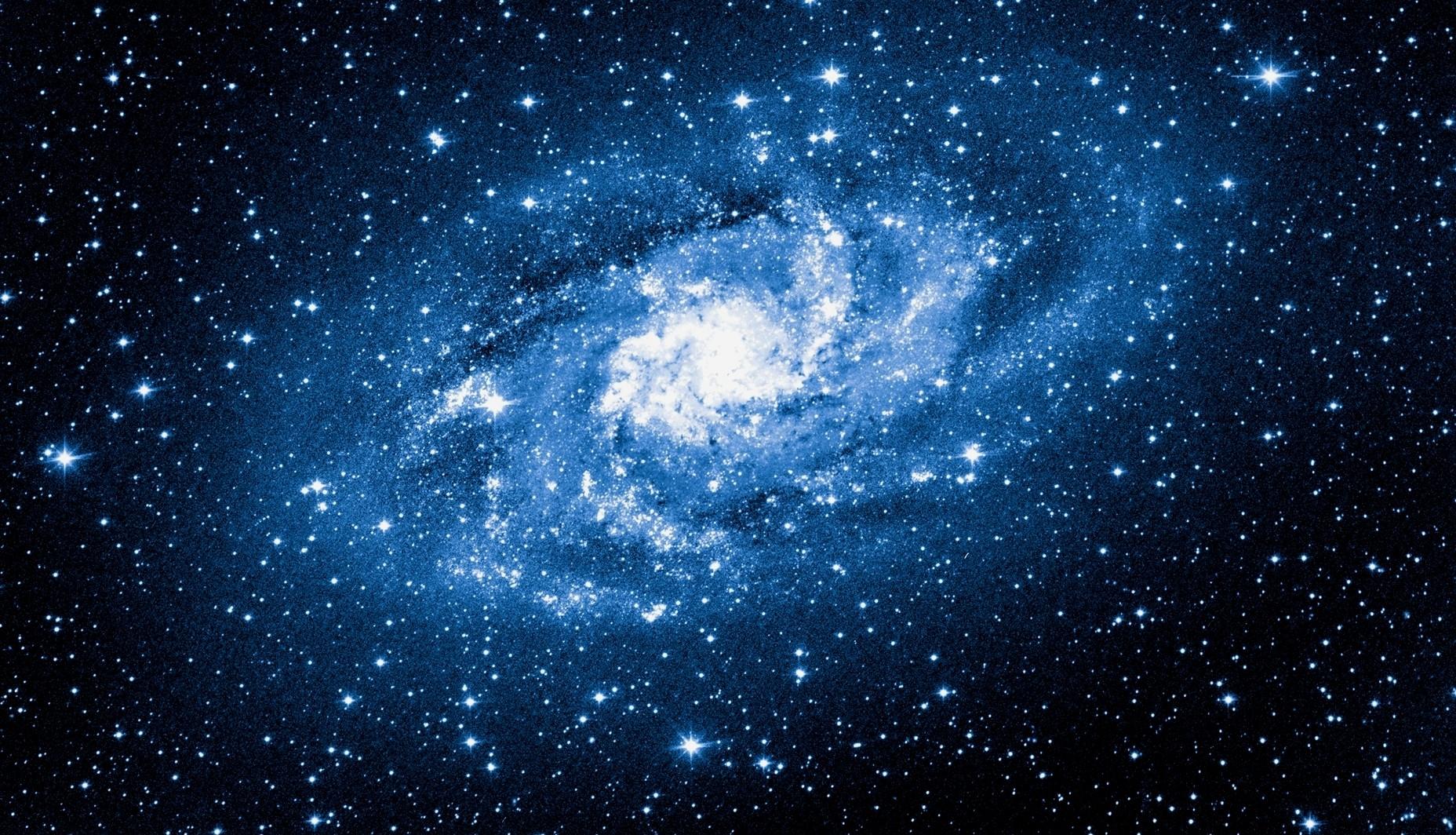 Сколько галактик может видеть человеческий глаз?