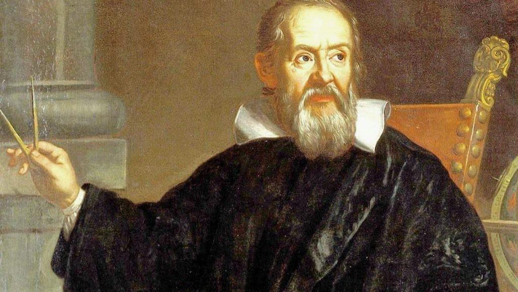Галилео Галилей первым наблюдал Сатурн в телескоп