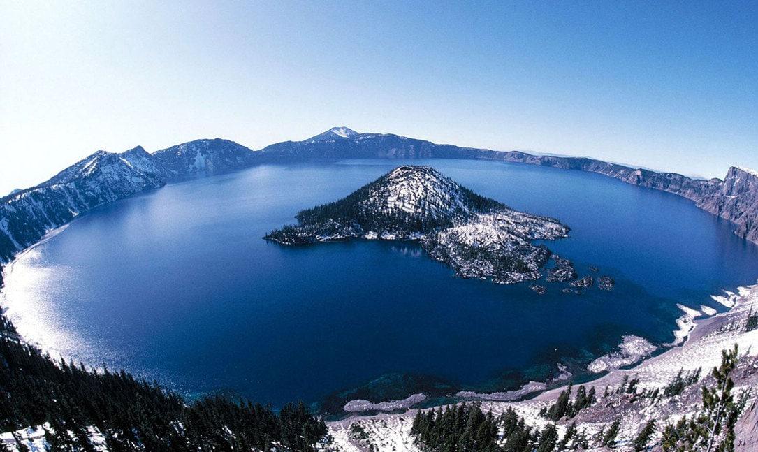 Самые глубокие озера в мире
