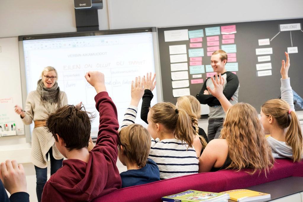 В гимназиях используются авторские, экспериментальные, инновационные методики обучения