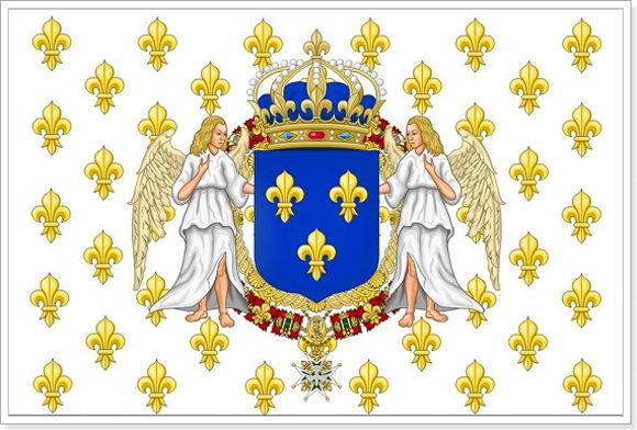 Герб династии Бурбонов