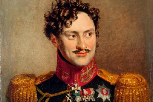 Портрет Александра Ивановича Чернышёва