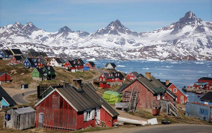 Кто живет в Гренландии?
