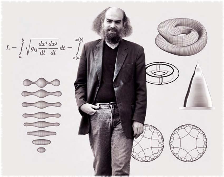 Математик Григорий Перельман — лауреат медали Филдса