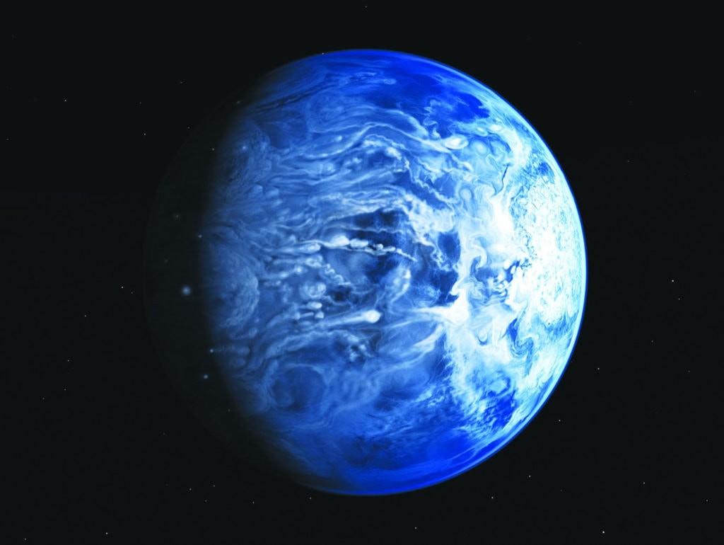 Планета HD 189733A b
