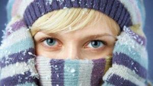 Зимой холодно