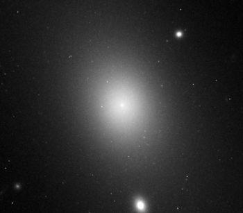 Галактика IC 1101