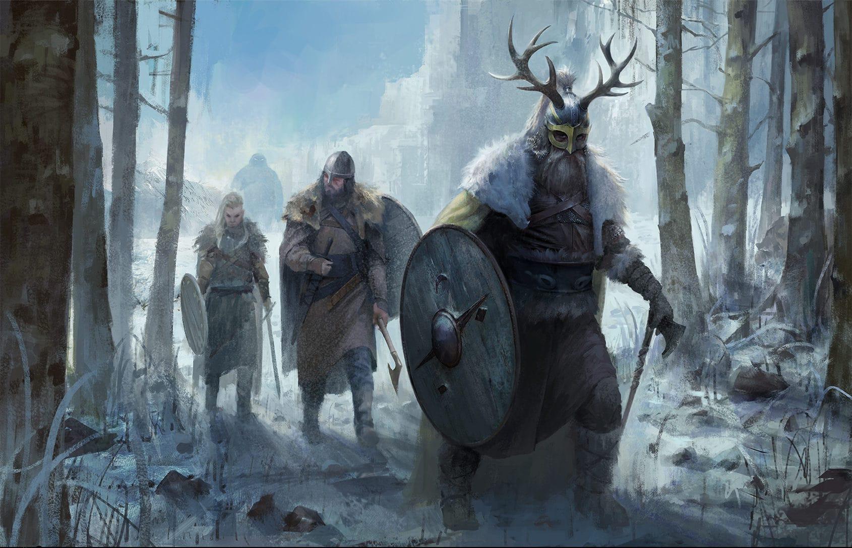 Интересные факты о викингах