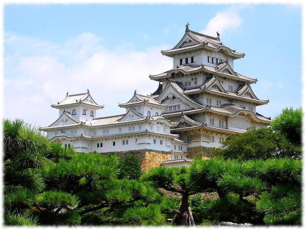 Императорский дворец в Токио