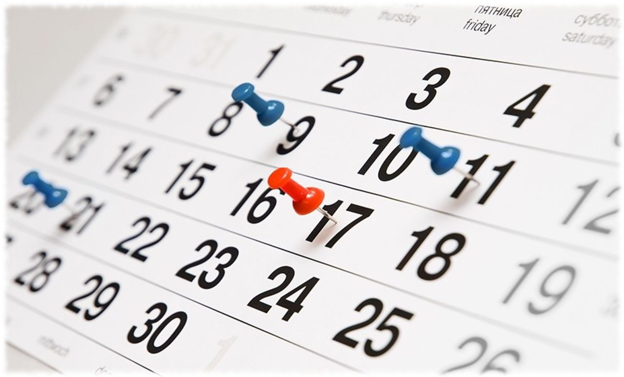Интересные факты о календаре, фото и видео - «Как и Почему»