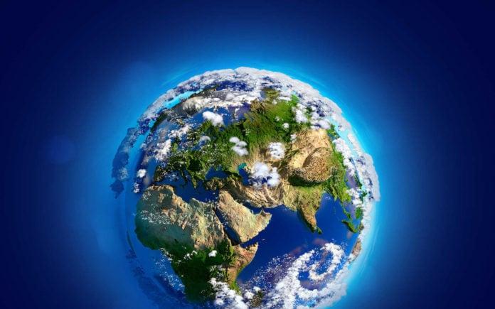 Как менялась поверхность Земли?