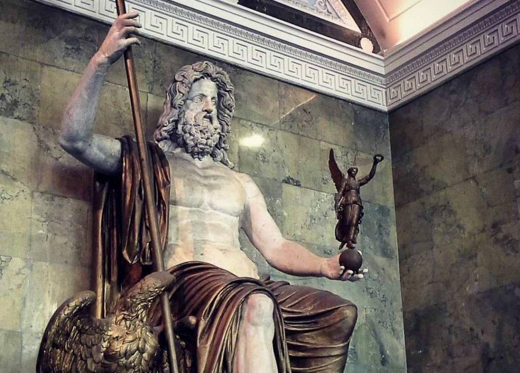 Римский бог Юпитер