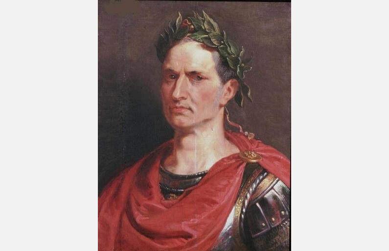 Юлий Цезарь в 46 г. до н. э. создал юлианский календарь, в котором год начинался с 1 января