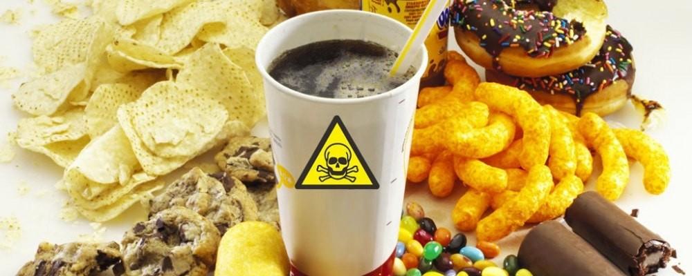 Вредная пища: канцерогены