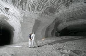 Современные способы добычи соли